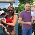 Jason Aldean & Family Enjoy Pool Party [Photos]