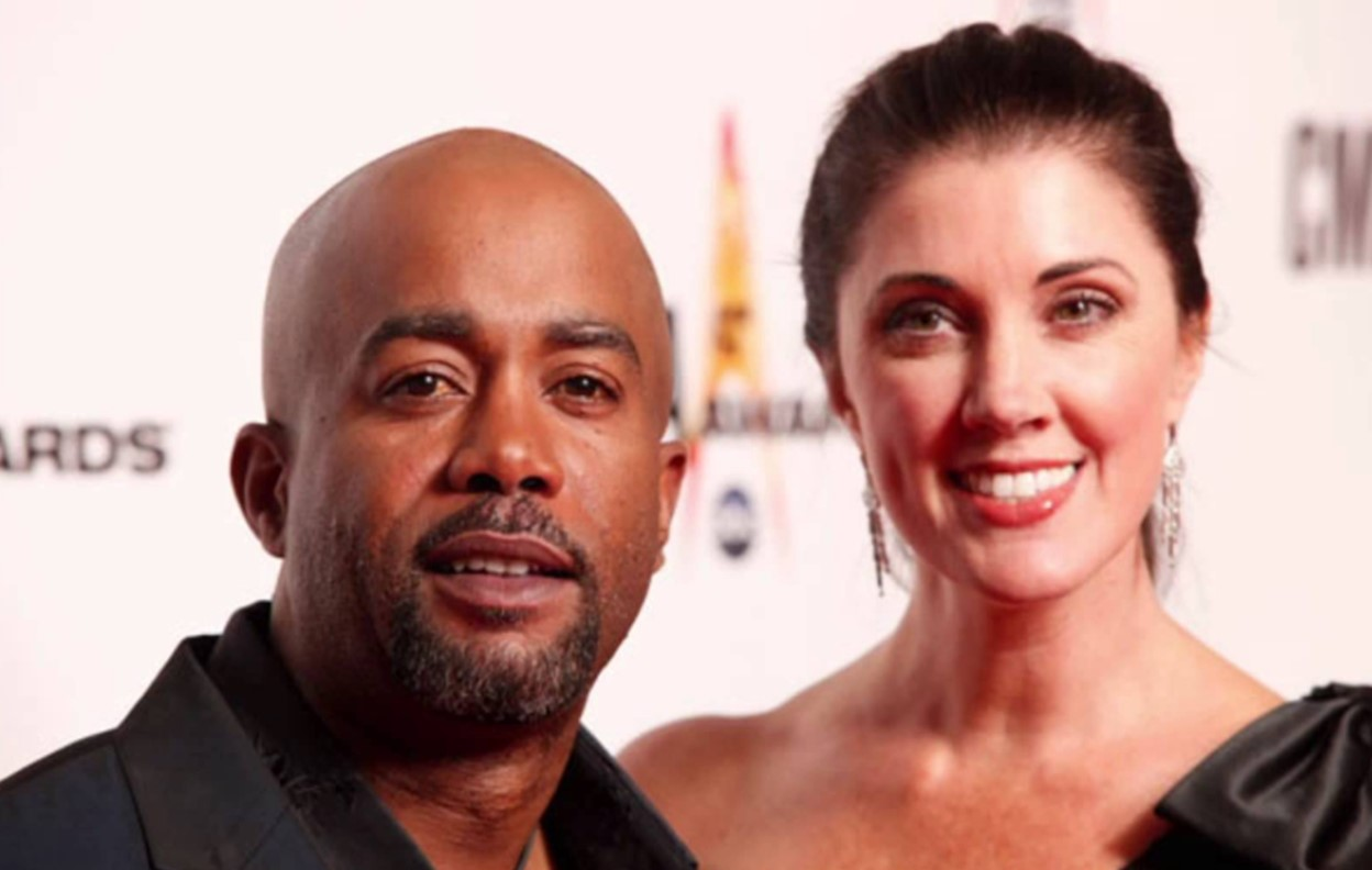 Darius Rucker's Wife