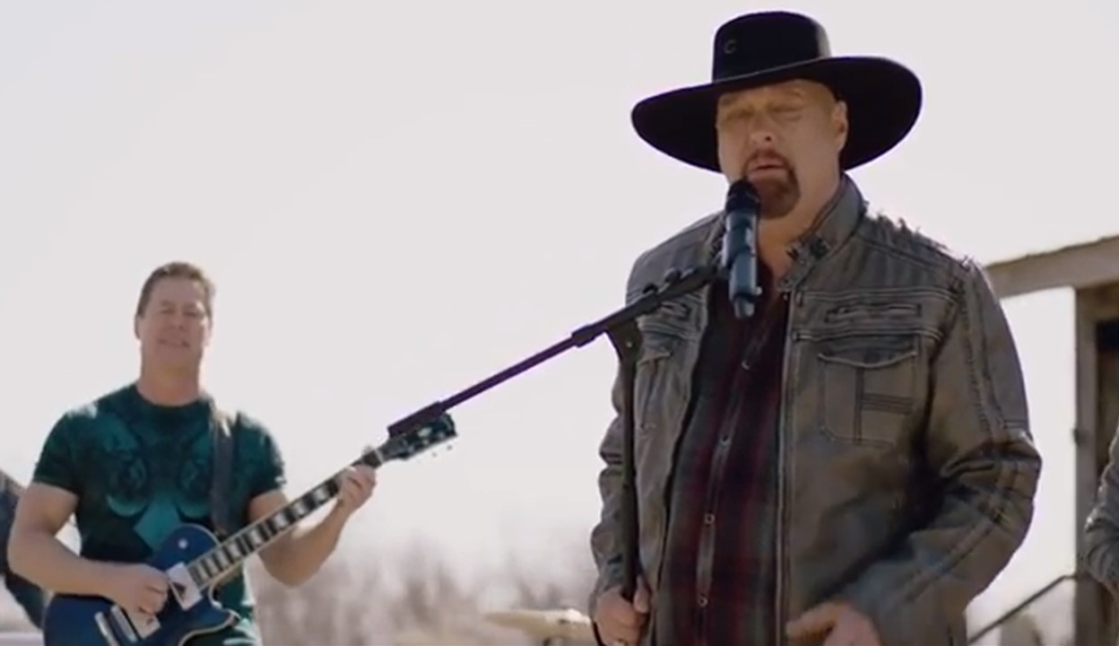 montgomery gentry get down south music video