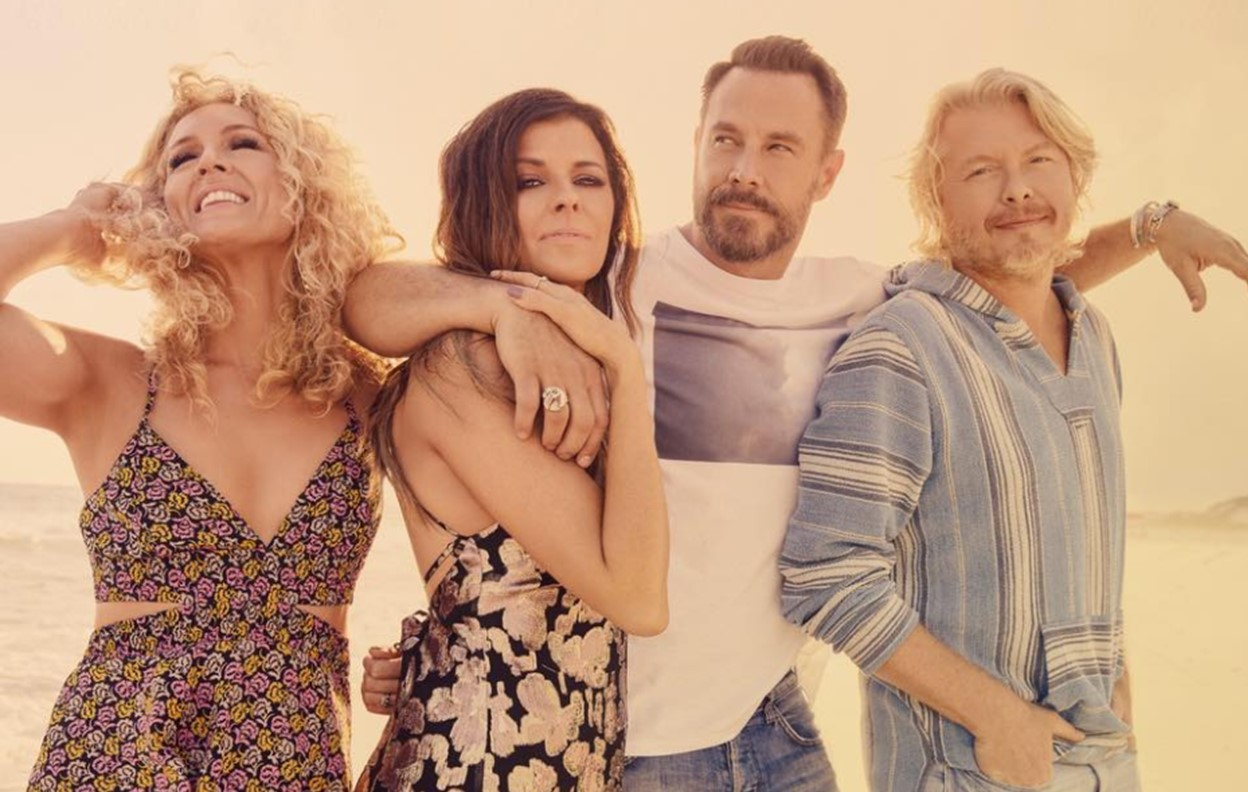 little big town summer fever music video