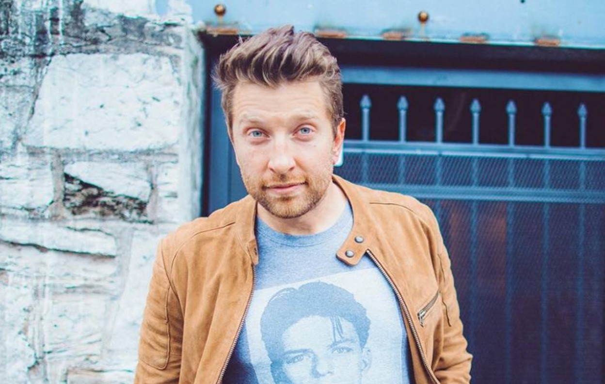 brett eldredge fall tour