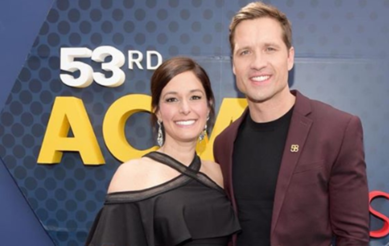 walker hayes wife anniversary