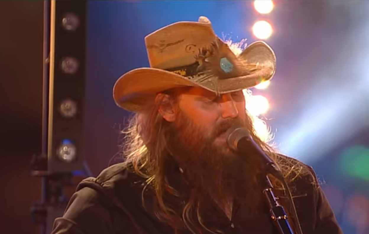 chris stapleton cmt awards