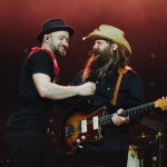 Chris Stapleton Might Collab with Justin Timberlake Again