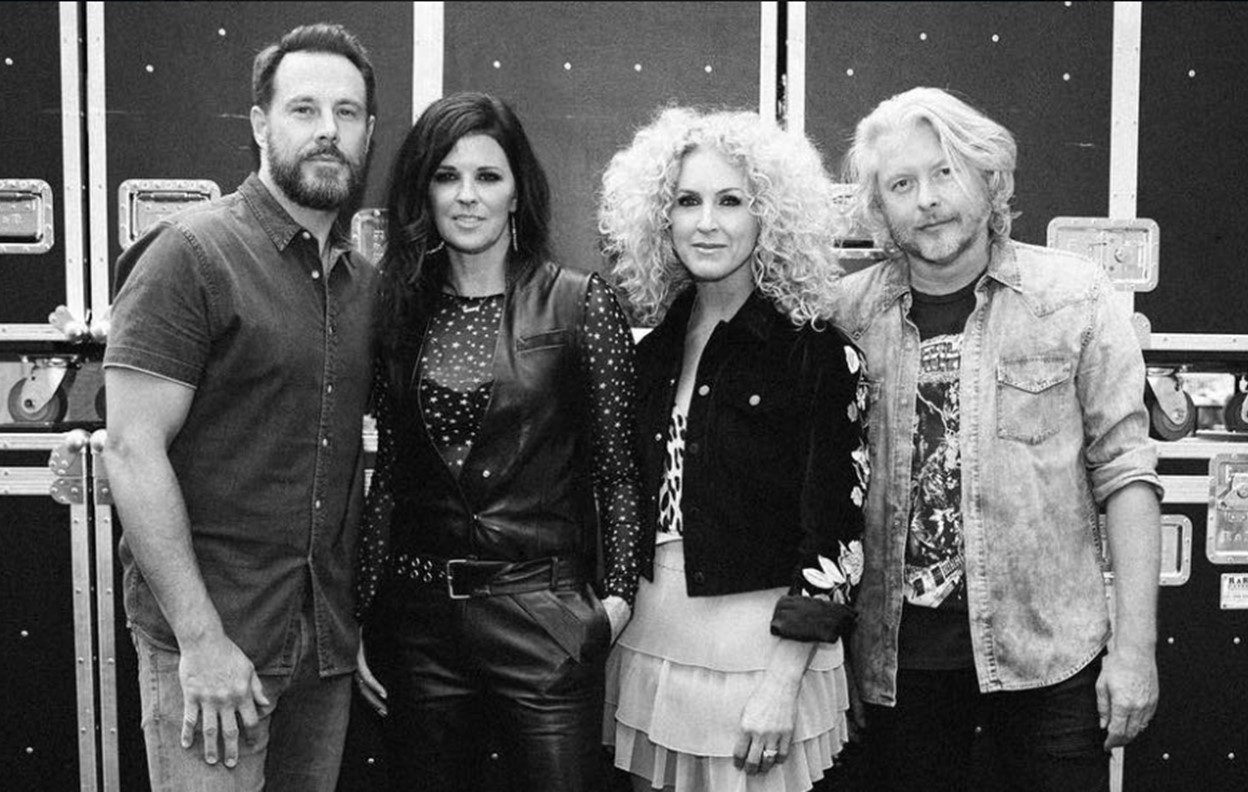 little big town exhibit