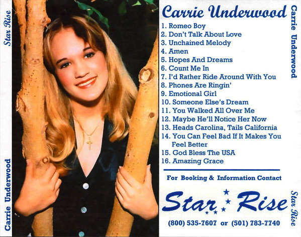 carrie underwood vocal group