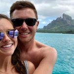 scotty mccreery wife honeymoon
