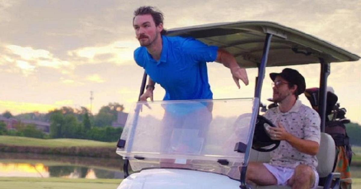 Toby Keith Shitty Golfer