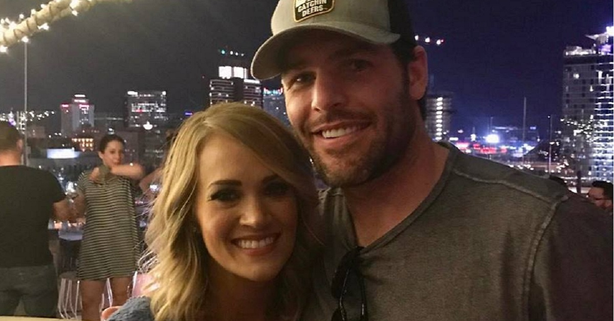 Carrie Underwood and Mike Fisher Cutest Moments