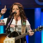 Ashley McBryde Recalls Meeting Eric Church for the First Time