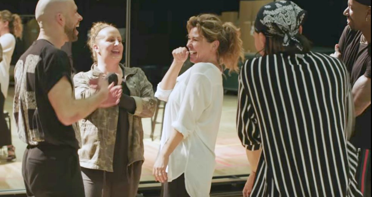 An Insider's Look at Shania Twain's Tour [Video]