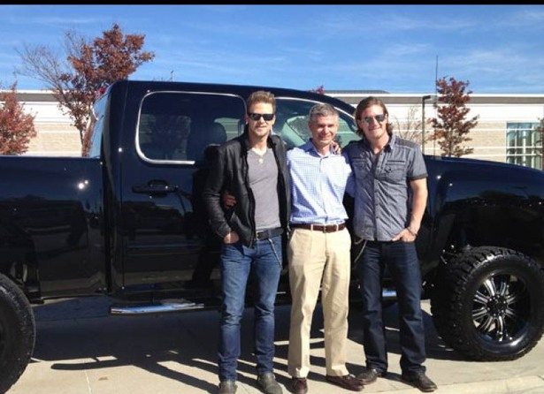 Brian Kelley Truck