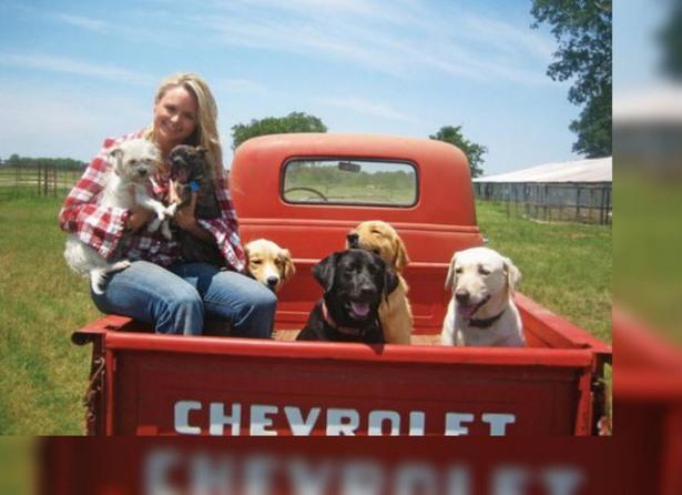 Miranda Lambert Chevy Truck