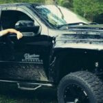 Thomas Rhett Chevy Truck