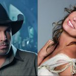 Garth Brooks and Shania Twain