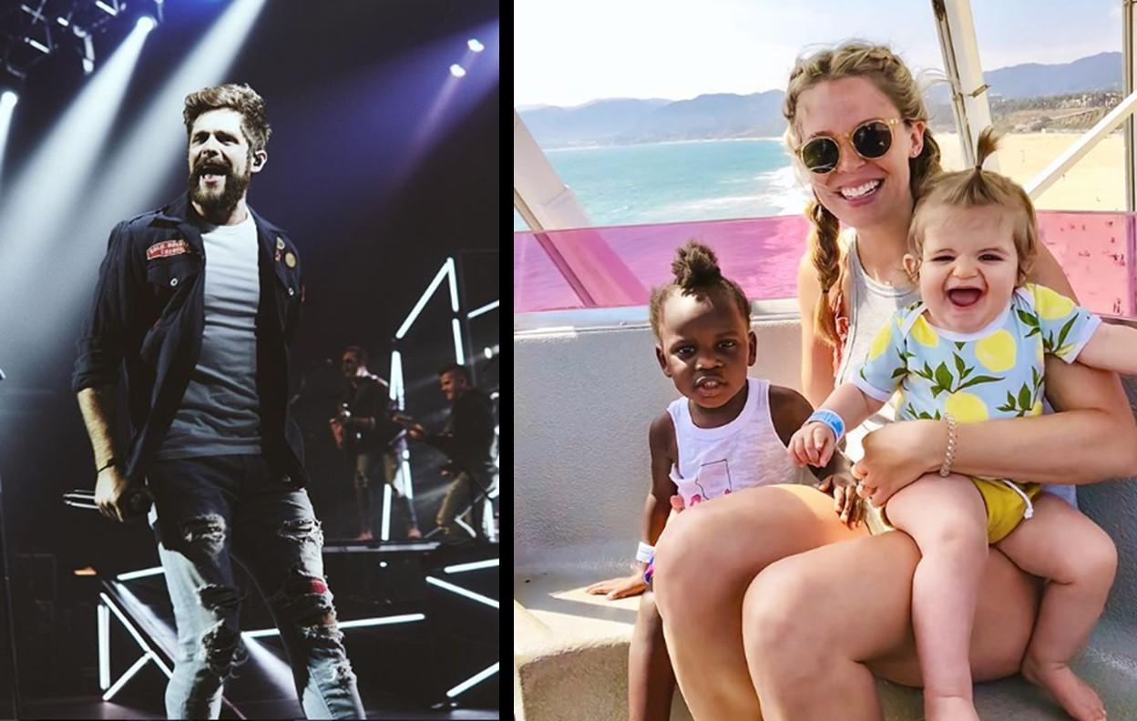 thomas rhett life changes music video