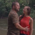 "Tyler Farr's ""Love By The Moon"" Music Video Co-Stars Wife, Hannah"