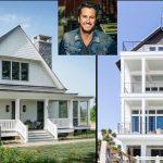 Luke Bryan Homes