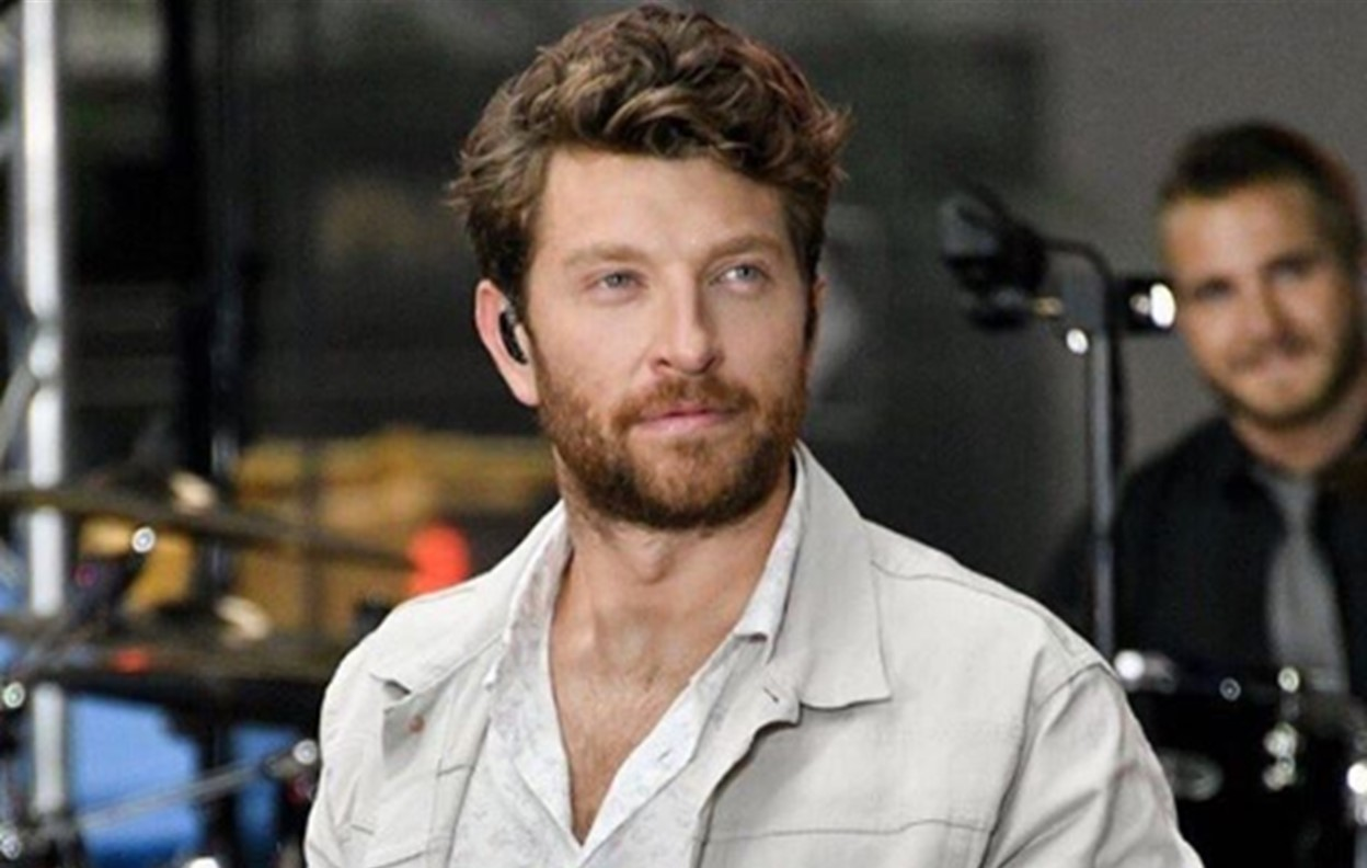 brett eldredge love someone