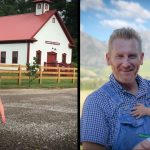 rory feek one-room schoolhouse