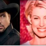 Garth Brooks and Faith Hill