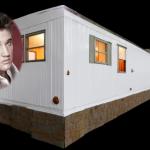 elvis presley mobile home