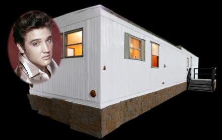 Elvis Presley's Mobile Home Retreat Hits Auction Block