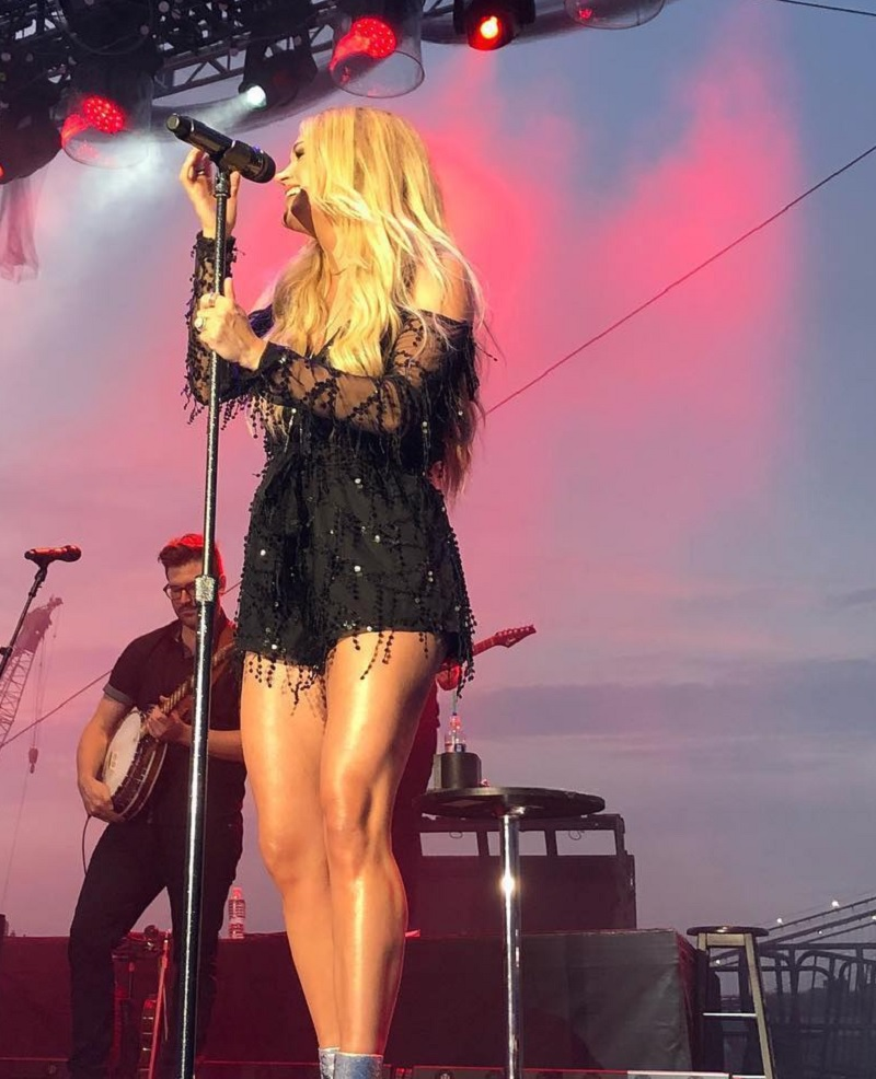 Carrie Underwood NYC