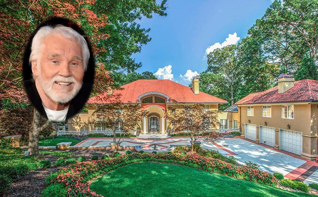 kenny rogers mansion