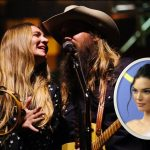 kendall jenner chris stapleton
