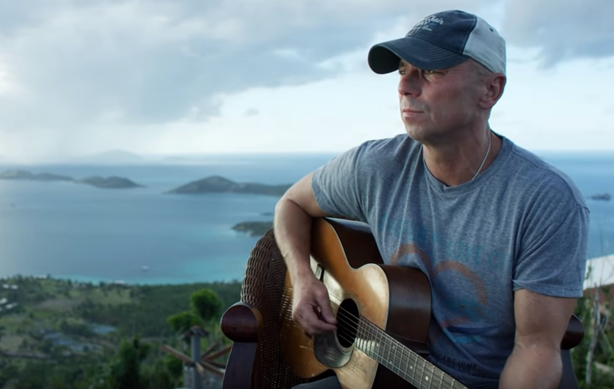 Kenny Chesney Shares Acoustic Version of \