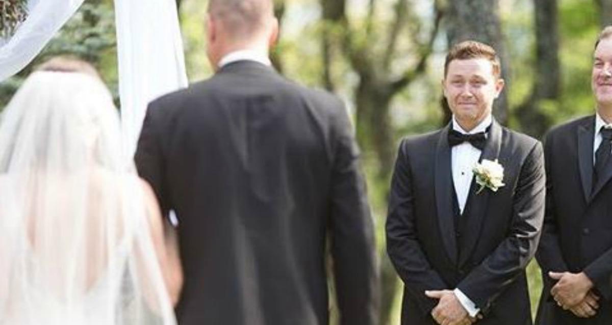 Scotty McCreery is a Big Fan of Married Life