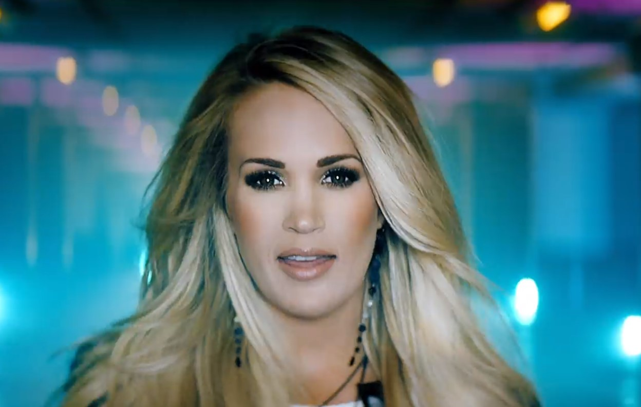 carrie underwood game on