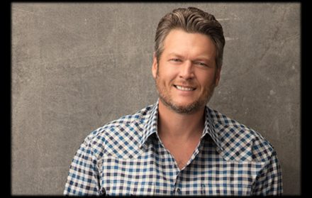 Blake Shelton to Receive CRS 2019 Artist Humanitarian Award