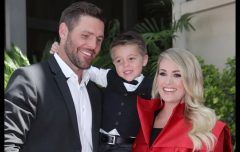 carrie underwood family hollywood