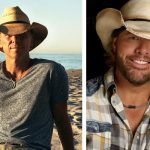 country music stars football
