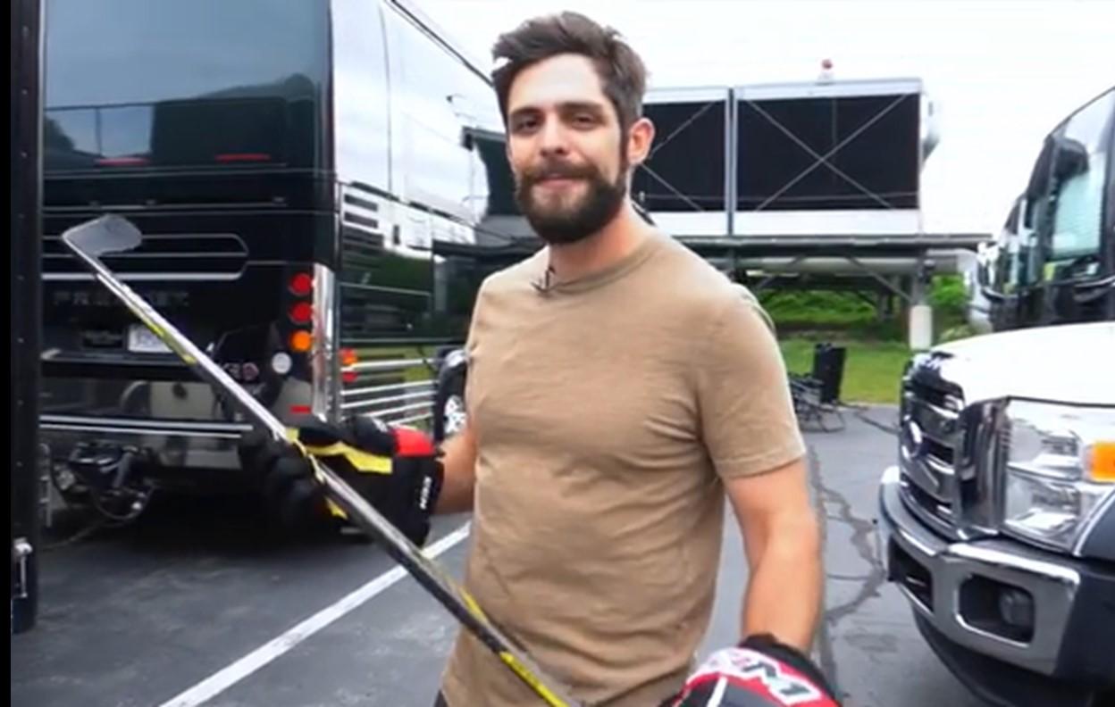 thomas rhett tour canada