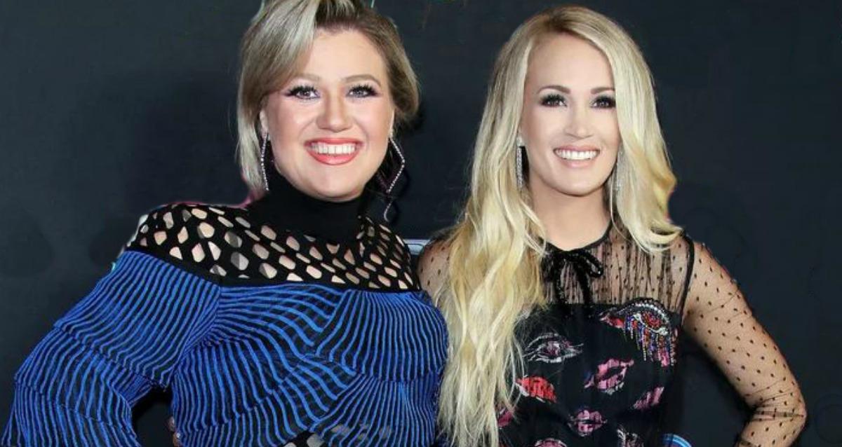 kelly clarkson Carrie Underwood