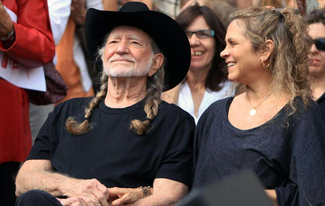 willie nelson spouse
