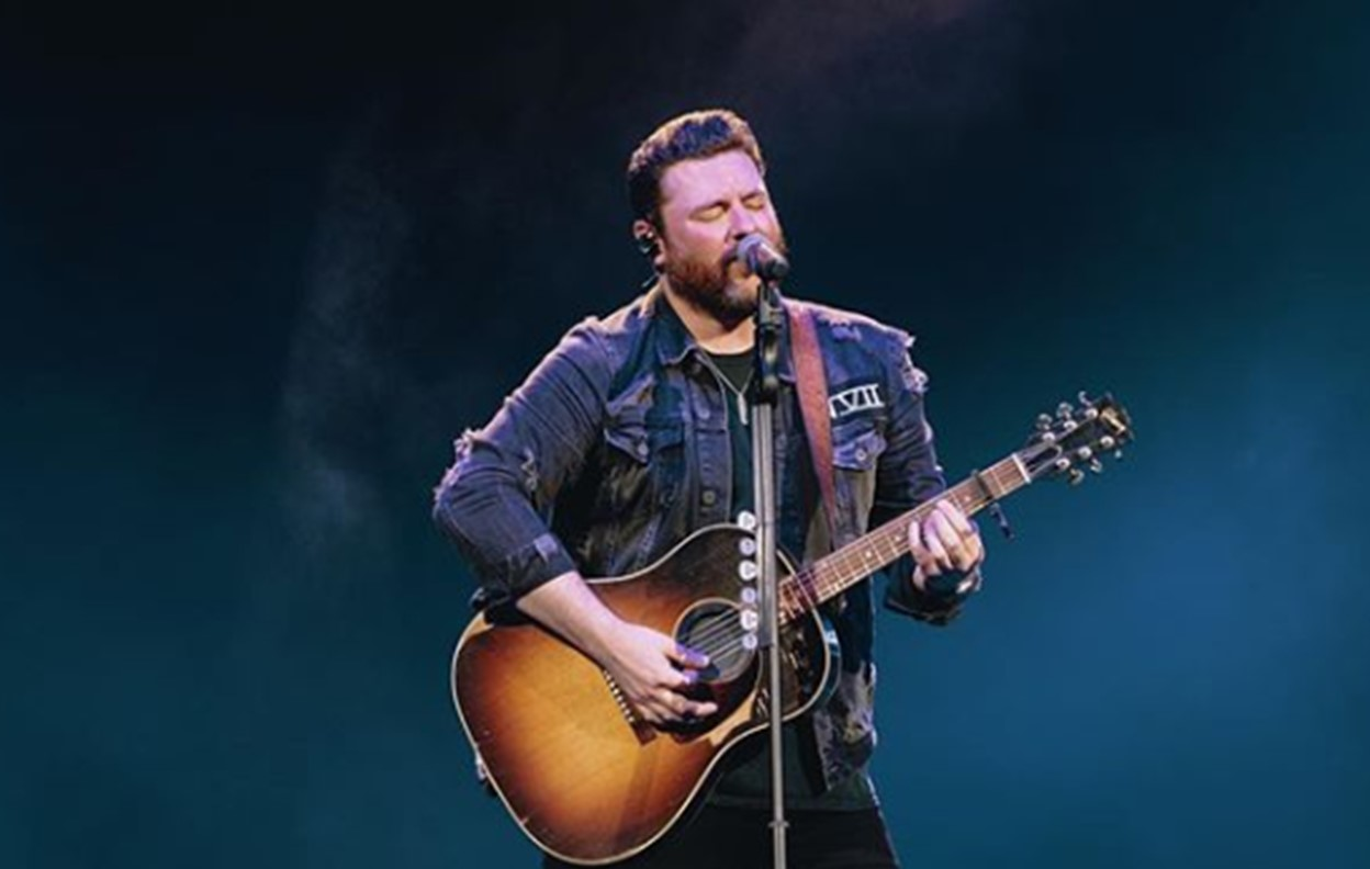 chris young route 91