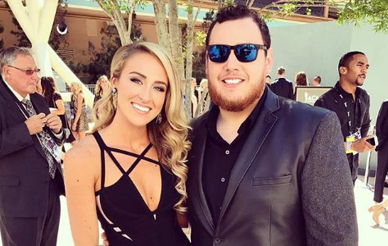 luke combs nicole hocking