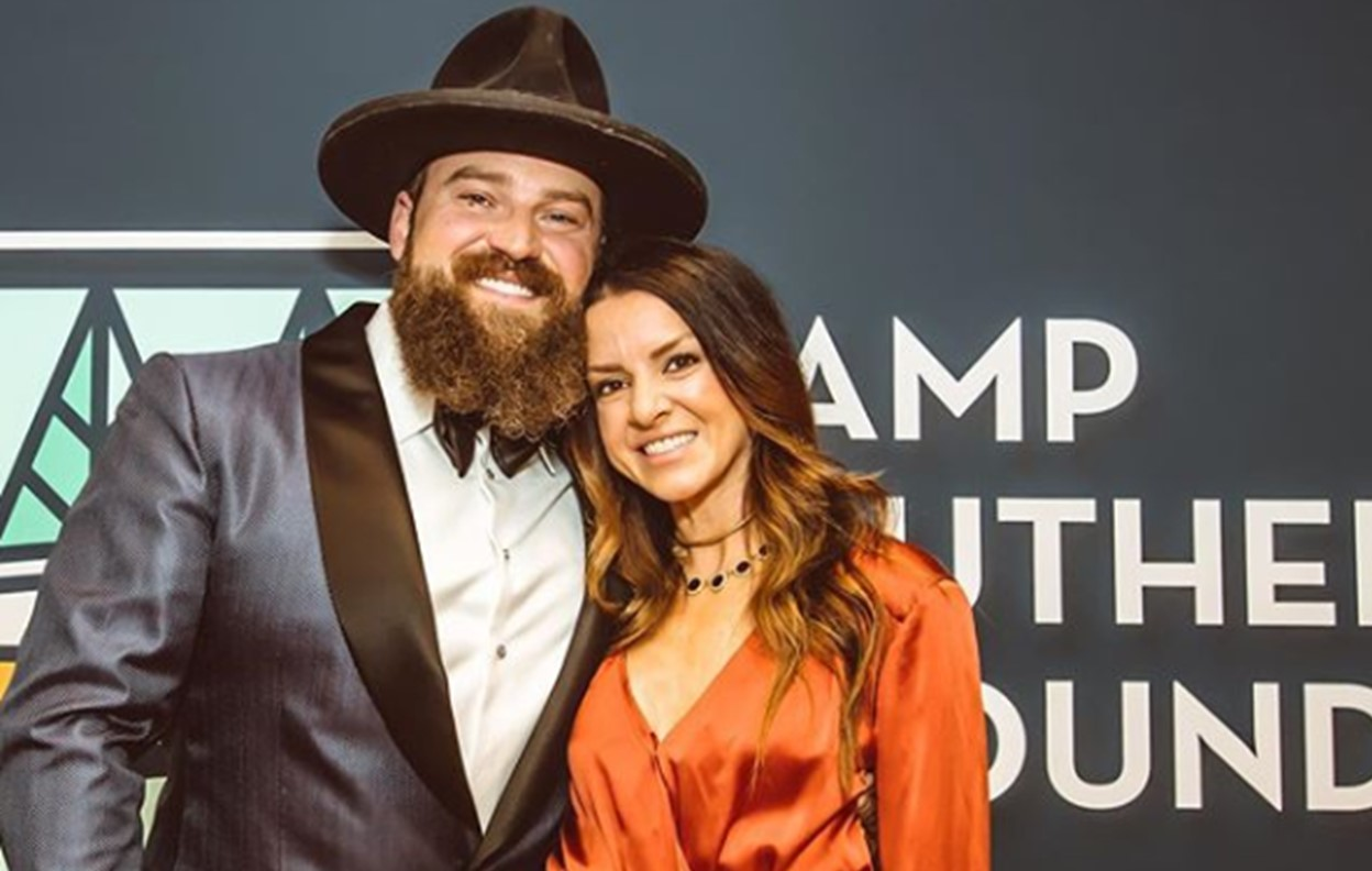 zac brown shelly brown separation