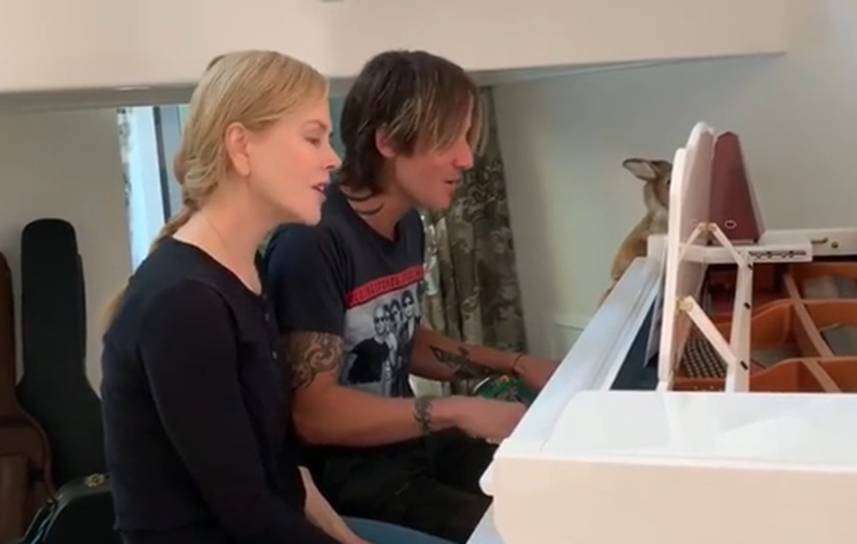 keith urban nicole kidman female