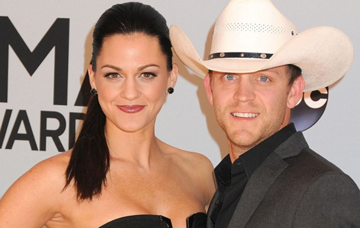 justin moore marriage
