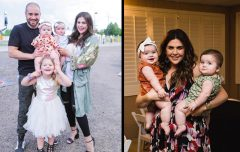 hillary scott daughters