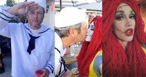 Blake Shelton and Gwen Stefani Halloween Costumes