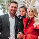 carrie underwood son sibling
