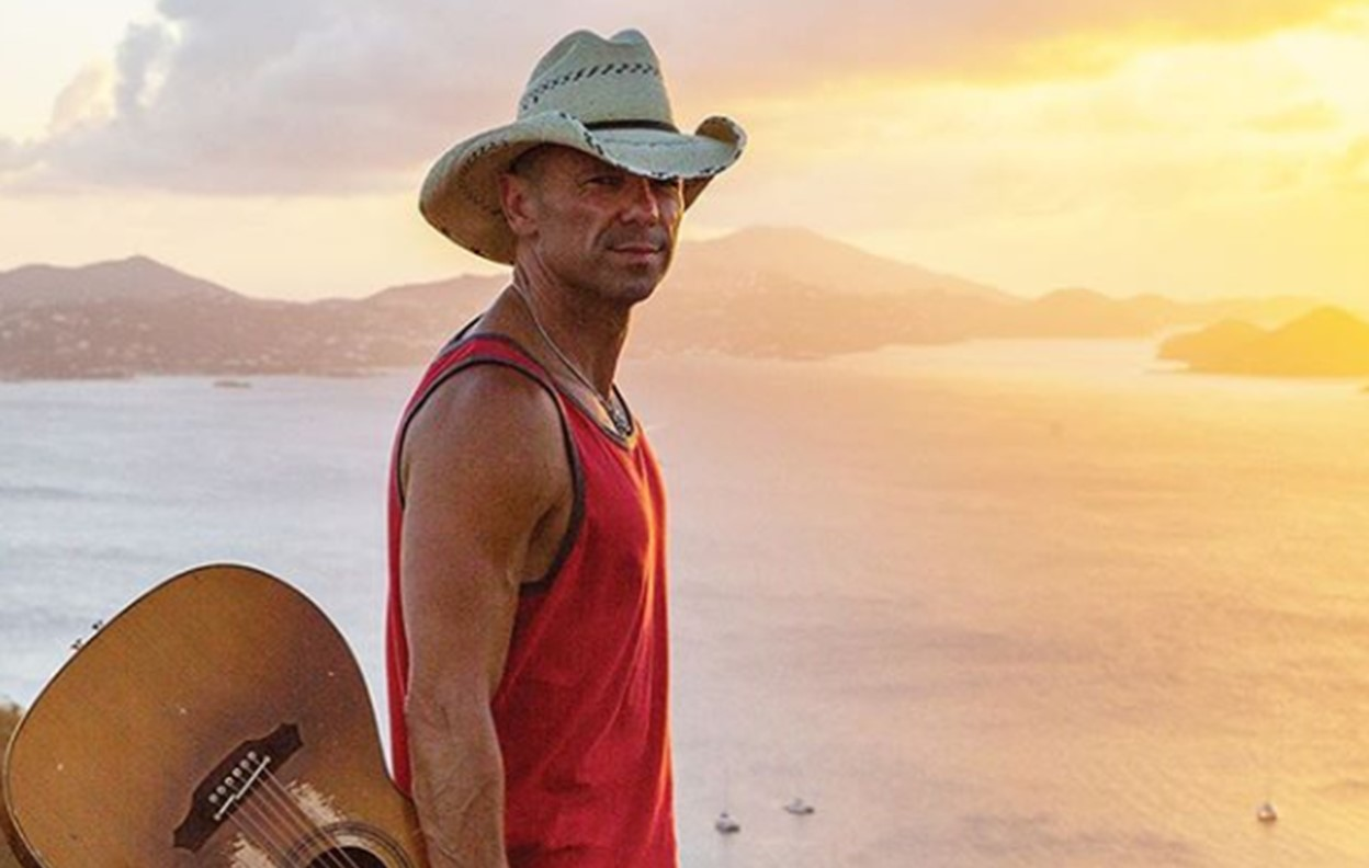Kenny Chesney Announces Intimate Songs for the Saints 2019 Tour