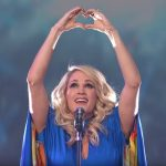 2018 cma awards carrie underwood