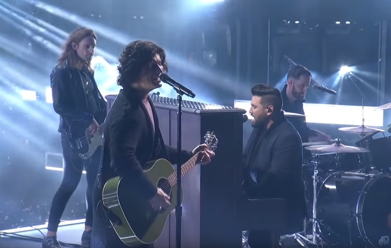 2018 cma awards dan + shay